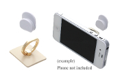 SQUARE CELL PHONE RING HOOK #XRI0002-GBE