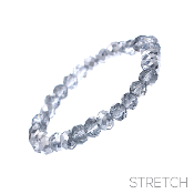 CRYSTAL STRETCH BRACELET #83317CAL