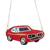 CAR HANDBAG #HD2928 RED $16.50
