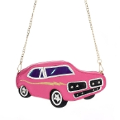 CAR HANDBAG #HD2928 PINK $16.50