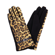 LEOPARD PRINT SMART TOUCH GLOVES #MG0024 $6.50