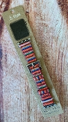 WATCH BAND FOR APPLE WATCH #SW0015-SERAPE $8.50