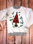 INSIDE OUT MAGNIFICENT TREE SWEATSHIRT 6PK $99