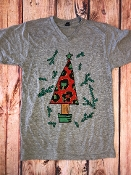 MAGNIFICENT TREE VNECK TSHIRT 8PK $60