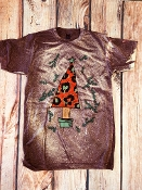 MAGNIFICENT TREE BLEACHED WINE TSHIRT 8PK $80.00